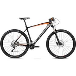 "2018 KROSS 29"" LEVEL 10 vel.20,5"" - black/graphite/orange matt"
