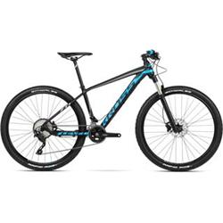 "2018 KROSS 29"" LEVEL 7 vel.20,5"" - black/blue/graphite matt"