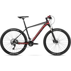 "2018 KROSS 29"" LEVEL 8 vel.18"" - black/red/silver matt"