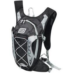 Sportovní batoh FORCE Aron Pro 10L - černo/šedý