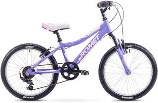 "2018 ROMET 20"" Jolene kid purple"