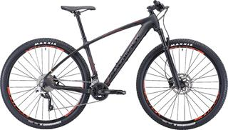 """29"""" SILVERBACK 2020 Storm - 19"""" - raw carbon/ hot red/ aston black"""