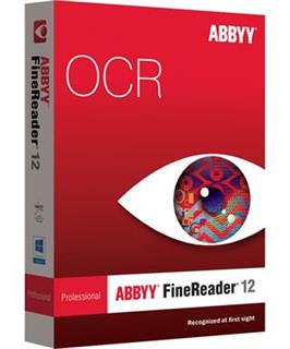 ABBYY FineReader 12 Professional / ESD