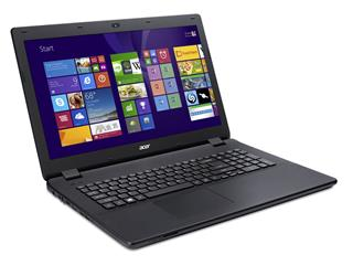 Acer Aspire ES17 Diamond Black (ES1-731G-P4E6) (NX.MZTEC.002)