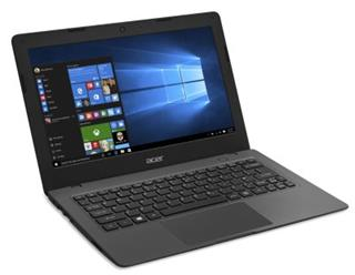 Acer Aspire One Cloudbook 14 Dark Grey (AO1-431-C9RX) (NX.SHGEC.002)