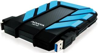 ADATA DashDrive Durable HD710 500GB modrý