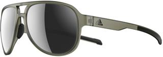 ADIDAS Eyewear PACYR - olive matt - chrome mirror