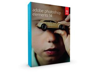 Adobe Photoshop Elements 14 MP ENG Upgrade BOX (65263723)