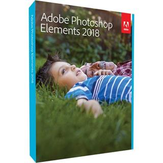 Adobe Photoshop Elements 2018 MP ENG Upgrade Box (65282080)