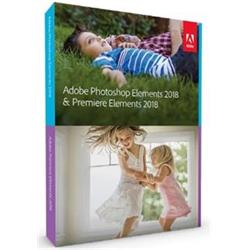 Adobe Photoshop & Premiere Elements 2019 WIN CZ BOX (65292077)