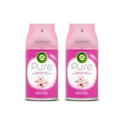 Air Wick Aut.Spray náplň DUO Pure Květy třešní 2x 250ml