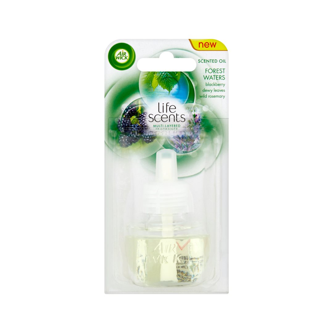 Air Wick Electric náplň Life Scents Lesní potok 19ml