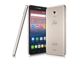 Alcatel ONETOUCH 8050D PIXI 4 (6) Metal Gold
