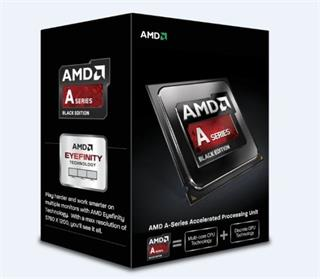 AMD A6-6400K Black Edition Richland