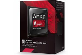 AMD A8-7650K Black Edition quiet cooler