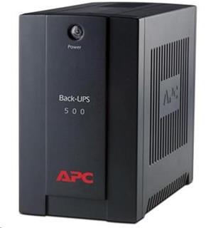 APC Back-UPS 500VA,AVR, IEC 230V
