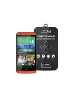 Apei Slim Round Glass Protector (0,3mm) pro HTC Desire 820 (displej)