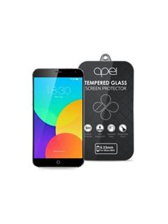 Apei Slim Round Glass Protector (0,3mm) pro Meizu MX4 (displej)