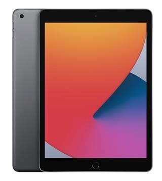 "APPLE iPad 2020 (8.generace) 10,2"" Wi-Fi 32GB,Space Grey (MYL92FD/A)"