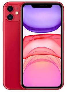 APPLE iPhone 11 64GB Product RED (MWLV2CN/A)