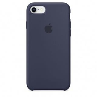 APPLE iPhone 8/7 Silicone Case - Midnight Blue (mqgm2zm/a)
