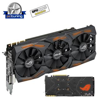 ASUS GeForce GTX 1080 STRIX-GTX1080-O8G-GAMING