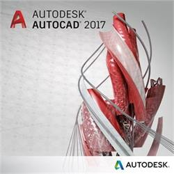 AutoCAD LT 2017 Commercial New SLM ELD Annual Desktop Subscription with Advanced Support