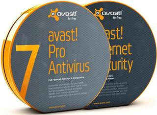 avast! Internet Security 1 lic. 2 roky