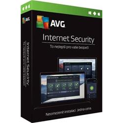 AVG Internet Security Unlimited, 2 roky, elektronicky