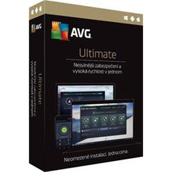 AVG Ultimate, 2 roky, elektronicky