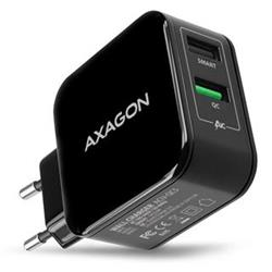 AXAGON ACU-QC5 QC3.0 + 2.6A wall charger