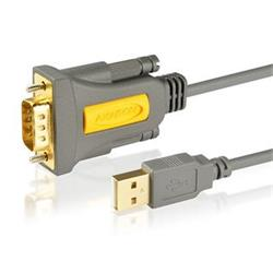 AXAGON ADS-1PQ USB - seriový HQ adapter 1.5m