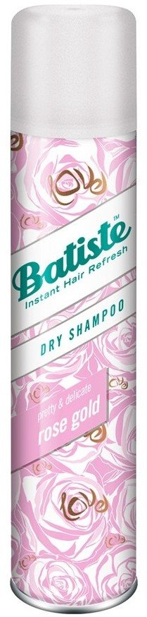 Batiste Dry Shampoo Rose Gold 200ml