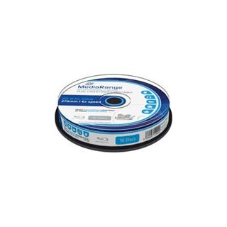 BD-R MediaRange Blu-ray 50GB 6x (10pack) printable