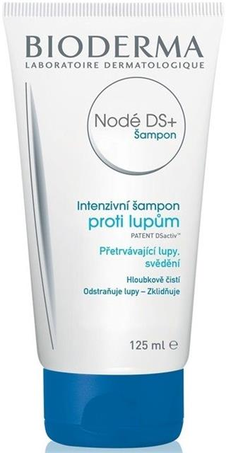 Bioderma Nodé Ds+Antidandruff Intense Shampoo 125ml