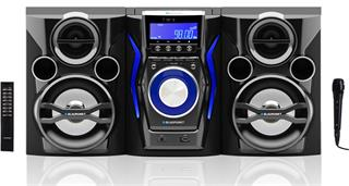 BLAUPUNKT Mini systém MC60BT FM/CD/MP3/USB/karaoke, bluetooth