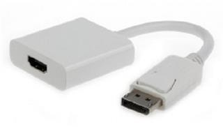 C-TECH Displayport na HDMI, M/F, bílá