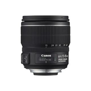 Canon objektiv EF-S 15-85mm f/3.5-5.6 IS USM Zoom