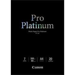 Canon PT-101 A4 Photo Paper Pro Platinum 20sheets 300g/m2