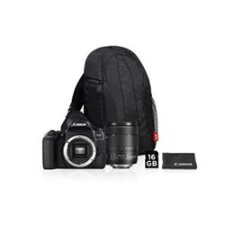 CANON zrcadlovka EOS 77D + 18-135 IS USM Value Up Kit