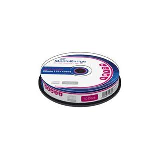 CD-R MediaRange 700MB 52x SPINDL (10pack)