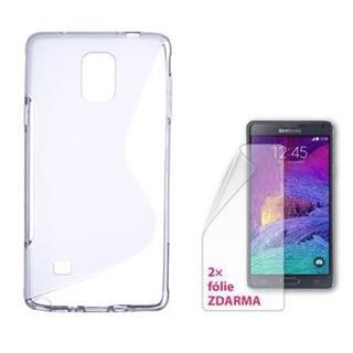 Connect IT pouzdro na telefon, Samsung Galaxy Note 4 ČIRÉ