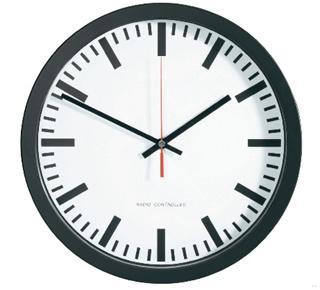 Conrad Nástěnné analogové hodiny DCF