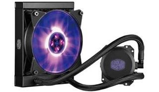 Cooler Master vodní chladič MasterLiquid ML120L RGB, univ. socket, 120mm PWM fan