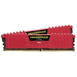 Corsair Vengeance LPX DDR4 16GB (2x8GB) 3200MHz CL16 Red