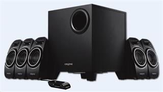 Creative Inspire A550 Reproduktory 5.1 set subwoofer 12W + 5x5W RMS