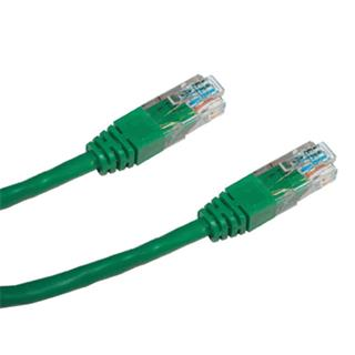 DATACOM PATCH KABEL UTP CAT6 0.25m zelený