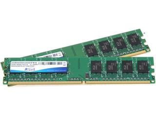 DIMM DDR2 2GB 800MHz ADATA (Kit 2x1GB), CL6