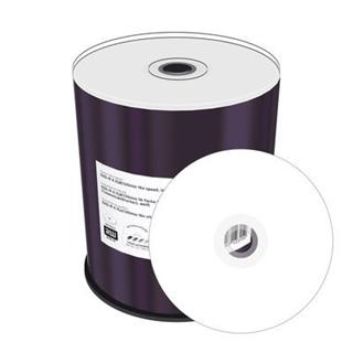 DVD+R MediaRange 4,7GB 16x Printable SPINDL (100pack)