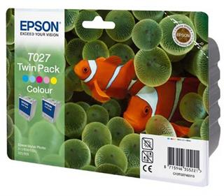 Epson ink bar Stylus Photo 810/830/925/935 - double pack